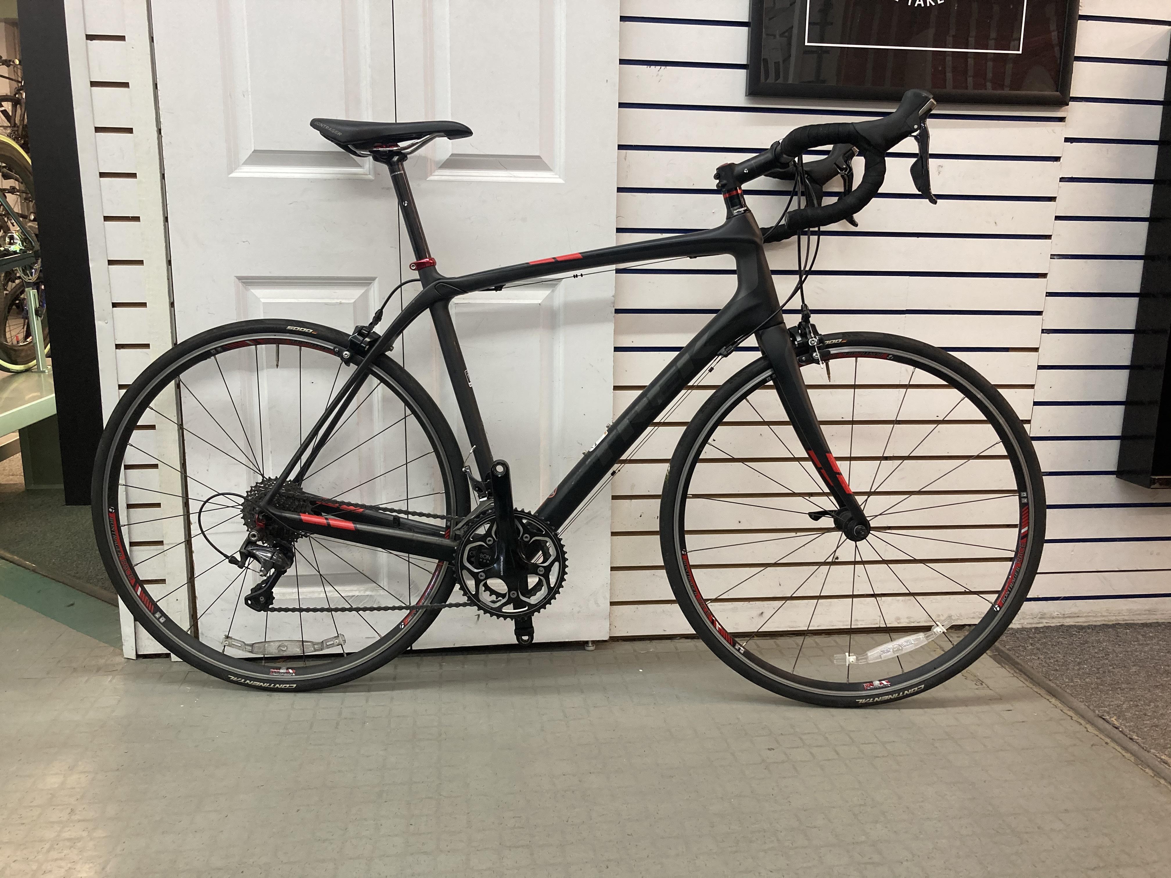 Bontrager SSR Bicycle Saddle Comfy 270x160 Steel Rails 376g Road//MTB Black #469