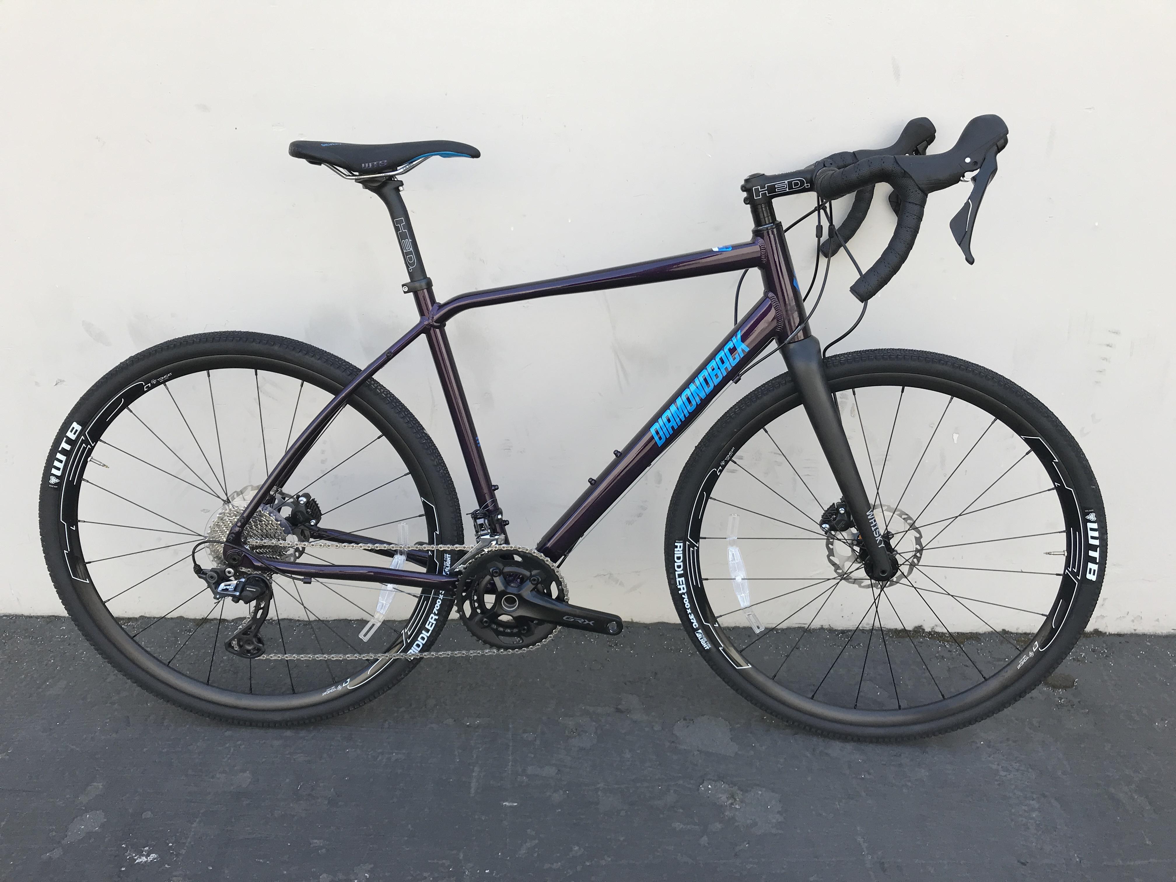 CHRISSON MTB Trekking Bike Front HR 27.5 650B Disc Aero Wheel Black